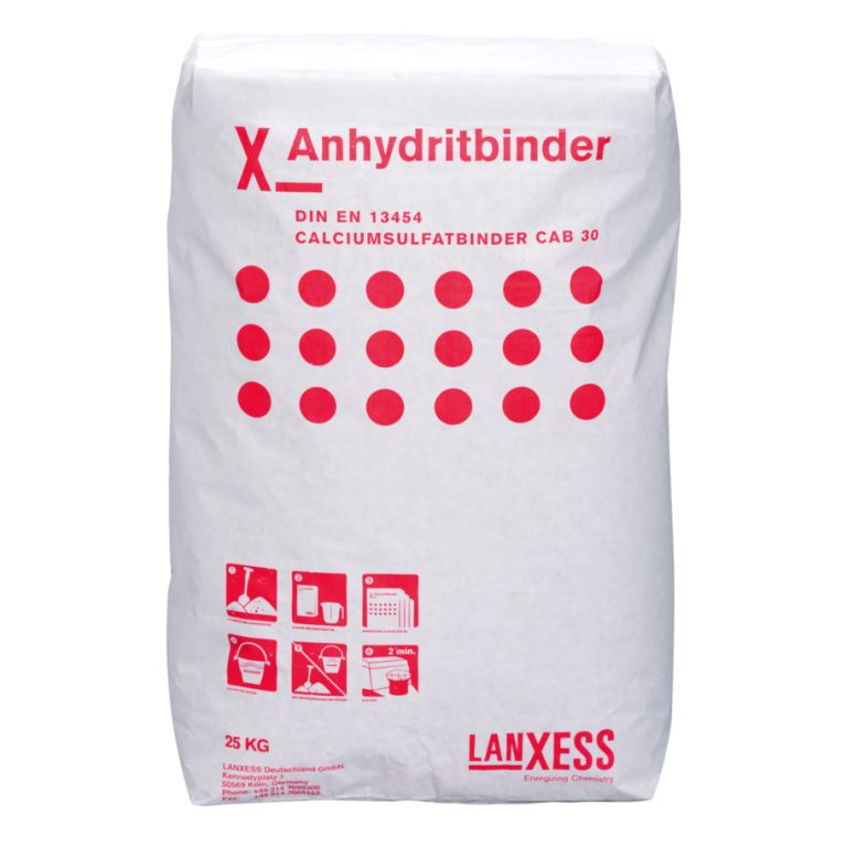 LANXESS Anhydrit 2018